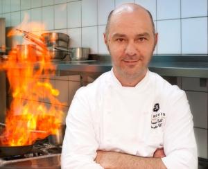 Thomas Kahl, chef de Es Fum hasta octubre.